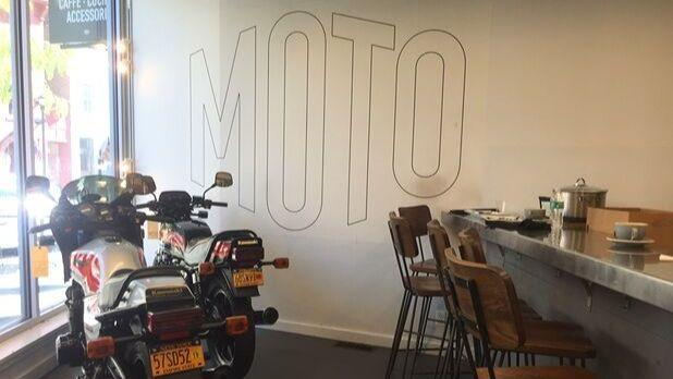Moto Coffee Machine