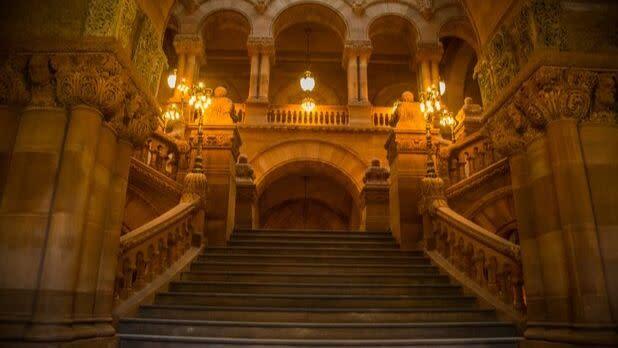 NYS Capitol Building; Credit: @Amityphotos.com