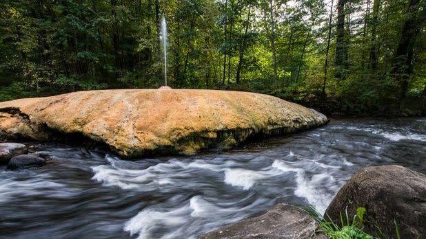 Saratoga Spa State Park, Geyser Springs Area