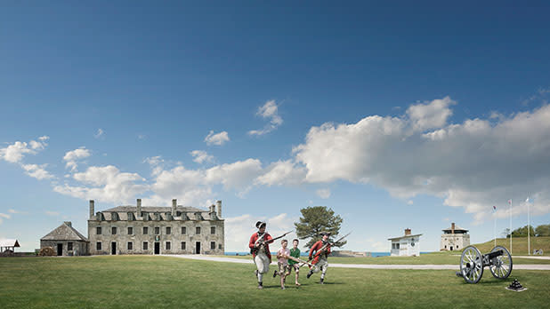 Old Fort Niagara State Historic Site