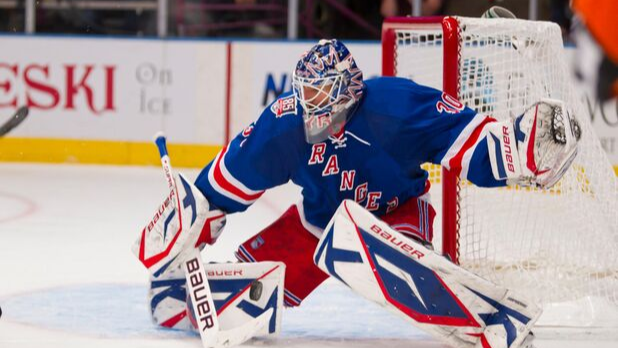 New York Rangers hockey
