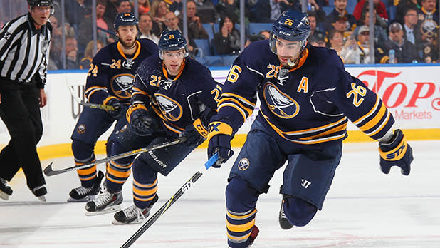 Buffalo Sabres - Photo Courtesy of Buffalo Sabres