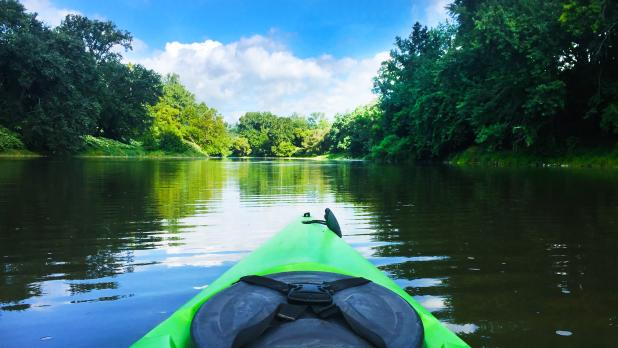 Kayaking the Southern Tier Kayak Tours