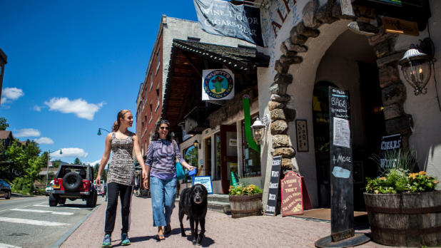ILNY Simpleview: Village of Lake Placid, dog friendly