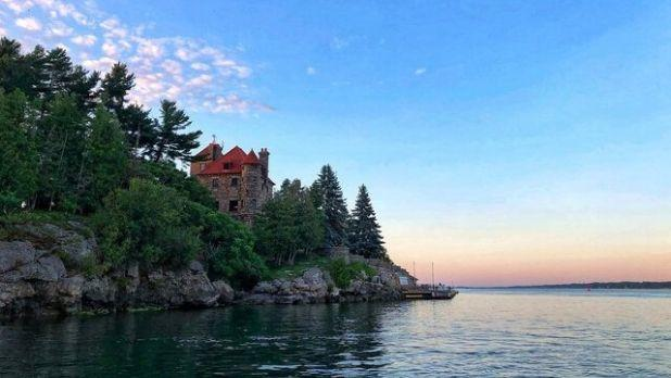 Photo of Singer Castle in the Thousand Islands-Seaway