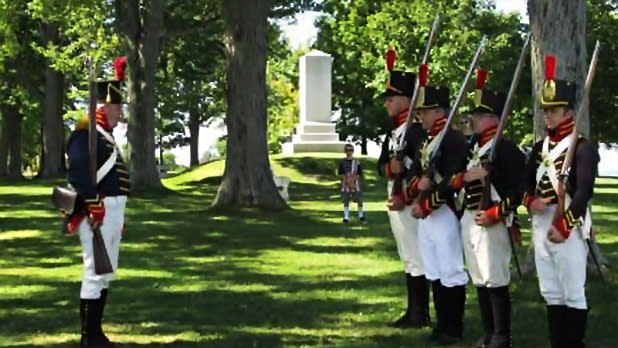 War of 1812 Discovery Day at Sackets Harbor Battlefield