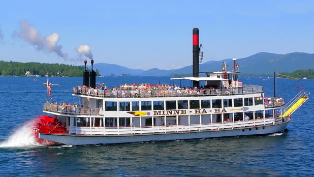 Lake George Steamboat Company