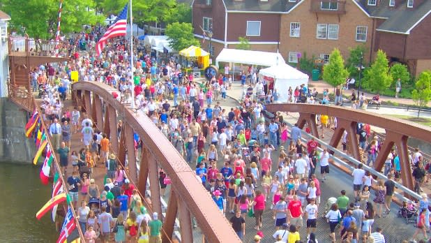 Fairport Canal Days
