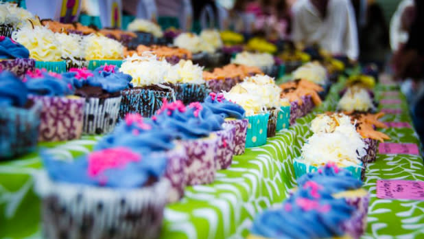 festivals dedicated to cupcakes