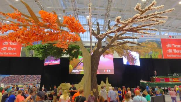 ILNY Experience tree