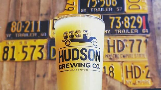 Hudson Brewing Company beer