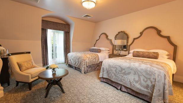 A photo of the guest room and Mirbeau Inn & Spa Rhinebeck