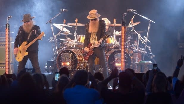 ZZ Top at the Great New York State Fair