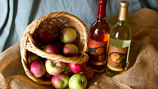 Apples and Wine