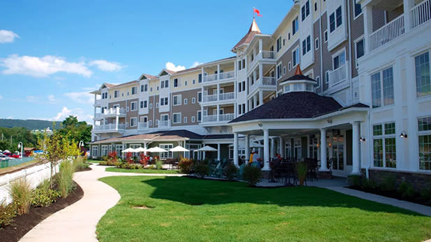 Watkins Glen Harbor Hotel - Photo Courtesy of Watkins Glen Harbor Hotel