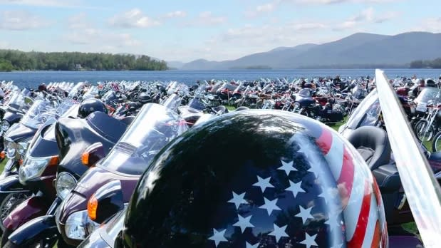 Americade Motorcycle Touring Rally