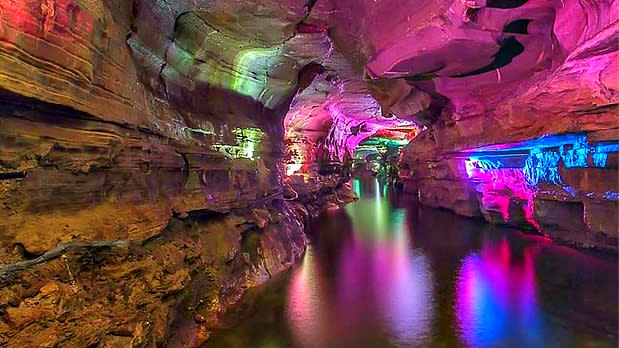 Howe Caverns - Photo Courtesy of Howe Caverns