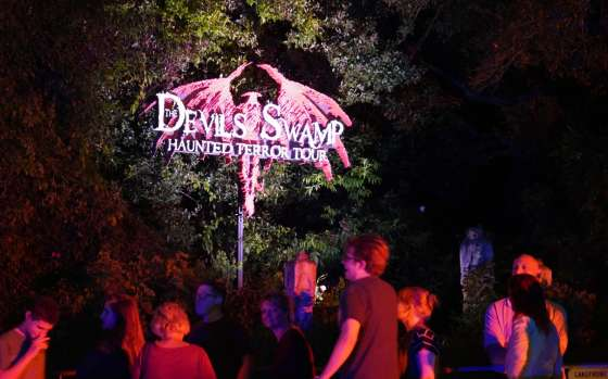 Scout Island: Scream Park