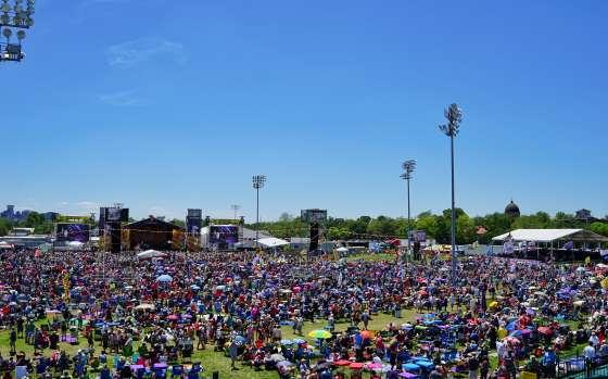 New Orleans Jazz & Heritage Festival