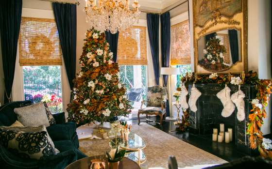 Garden District Holiday Home Tours