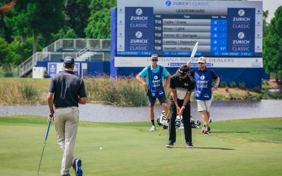 Zurich Golf Classic