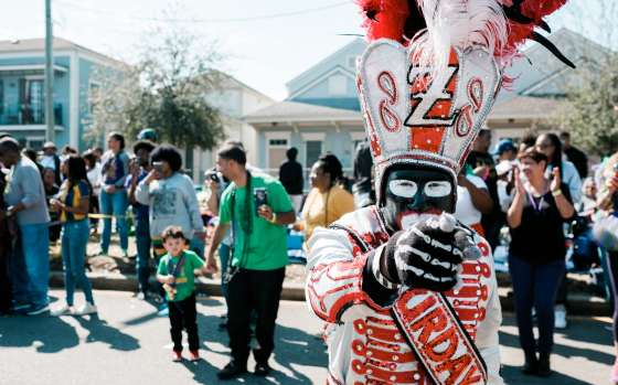 Mardi Gras Day