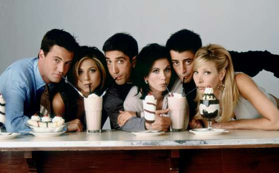 Friends 25th Anniversary Celebration