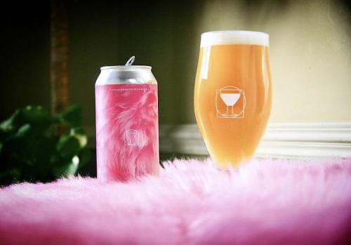 Pink Fluffy Unicorn Commonwealth Brewing