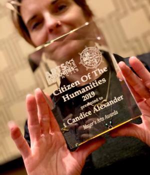 Candice Alexender Award