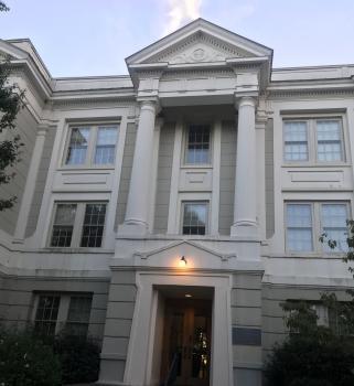 Candler Hall UGA
