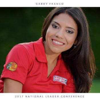 Gabby Franco - Speaker