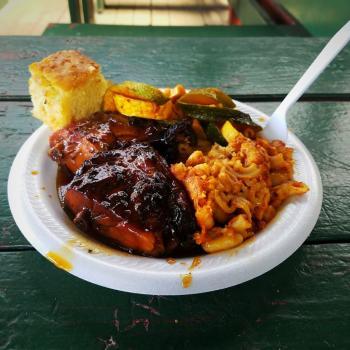 Kelly's Jamaican BBQ - Athens, Georgia