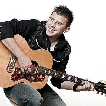 Come see country music start Levi Riggs in Danville on Sept. 16. (Photo courtesy of leviriggs.com)