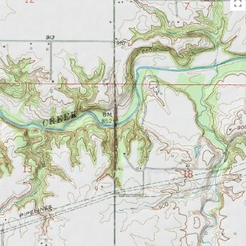 Learn how to read a topographic map at McCloud Nature Park on Jan. 26.