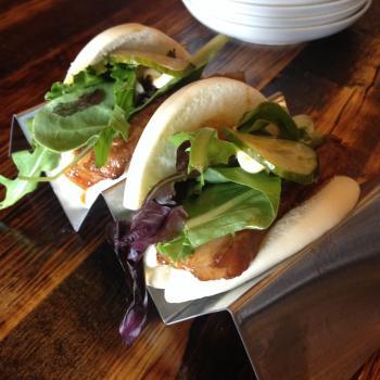 Japanese sandwiches from Meshikou restaurant