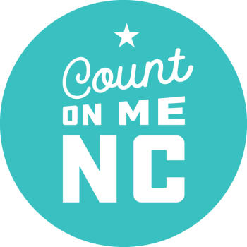 Count on Me NC Circle