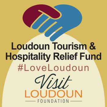 Loudoun Tourism & Hospitality Relief Fund Logo