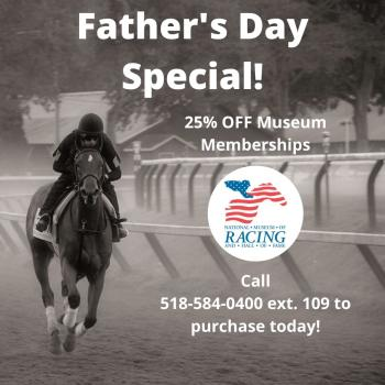 Racing Museum Father's Day Special