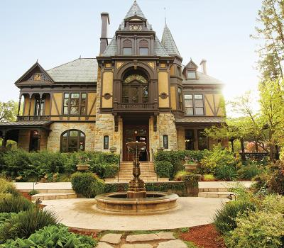 Beringer Vineyards in Napa Valley
