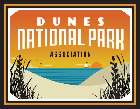 DNPA Dunes National Park Association logo