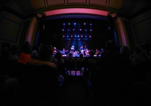Walker Theatre Stage Shot