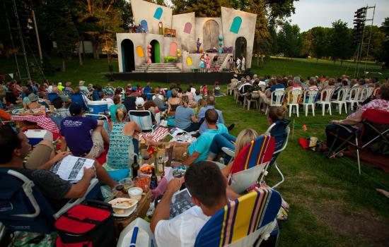 Shakespeare on the Green