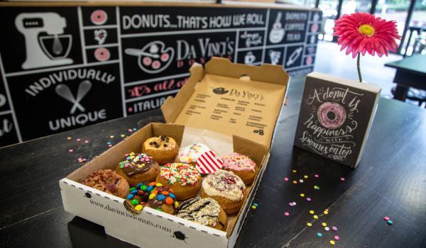Da Vinci's Donuts