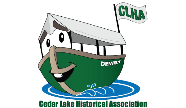 Cedar Lake Historical Association logo