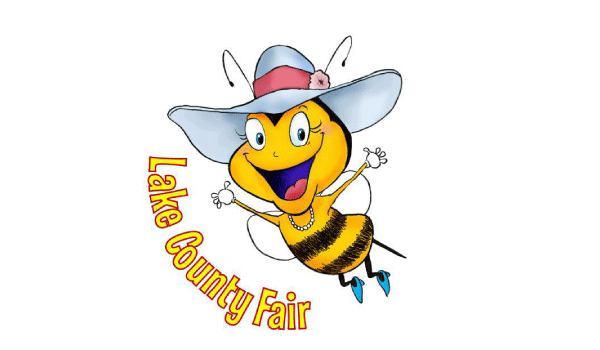 Lake County Fair logo