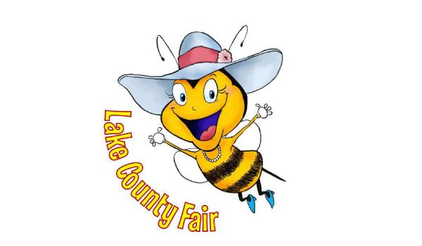 Lake County Fair logo