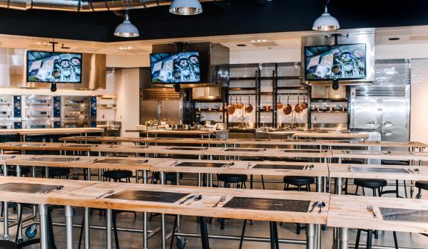 Vista Collina Cooking School in Napa
