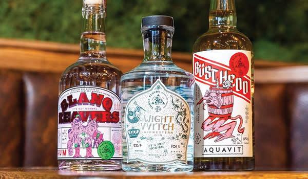 3 Floyds Distilling spirits