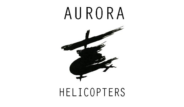 Aurora Helicopters logo