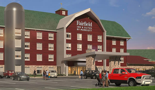 Fairfield Inn and Suites Fair Oaks Farms